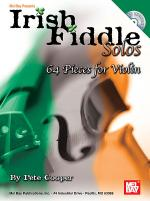 Irish Fiddle Solos Book/CD Set Sheet Music