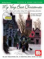 My Very Best Christmas, Flute & Oboe Edition Book/CD Set Sheet Music