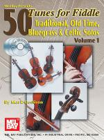 50 Tunes for Fiddle, Volume 1 Book/3-CD Set Sheet Music