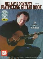 Complete Flatpicking Guitar Book Book/CD/DVD Set Sheet Music