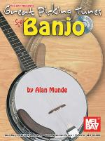 Great Picking Tunes for Banjo Book/CD Set Sheet Music