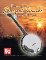 Favorite Gospel Tunes for Banjo Book/CD Set Sheet Music