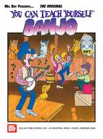 You Can Teach Yourself Banjo Book/CD/DVD Set Sheet Music
