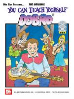 You Can Teach Yourself Dobro Book/CD/DVD Set Sheet Music