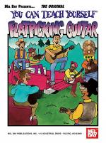You Can Teach Yourself Flatpicking Guitar Book/CD/DVD Set Sheet Music