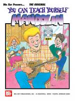 You Can Teach Yourself Mandolin Book/CD/DVD Set Sheet Music