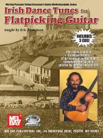 Irish Dance Tunes for Flatpicking Guitar Book/3-CD Set Sheet Music