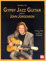 Intro to Gypsy Jazz Guitar Book/CD/DVD Set Sheet Music