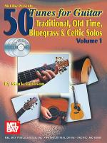 50 Tunes for Guitar, Volume 1 Book/3-CD Set Sheet Music