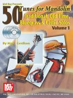 50 Tunes for Mandolin, Volume 1 Book/3-CD Set Sheet Music