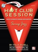 Hot Club Session Book/CD Set Sheet Music