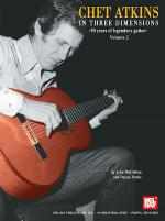 Chet Atkins in Three Dimensions, Volume 2 Sheet Music