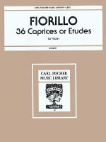 36 Caprices or Etudes Sheet Music
