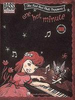 The  One Hot Minute Bass Recorded Versions Sheet Music