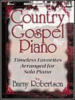 Country Gospel Piano Sheet Music