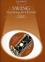 Guest Spot: Swing Playalong For Clarinet Sheet Music