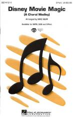 Disney Movie Magic (2-Part) Sheet Music