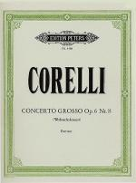 Concerto Grosso - Score Sheet Music