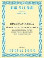 Technical Etudes, Complete, Gu Sheet Music