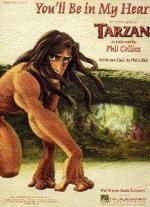 You'll Be In My Heart From Tarzan Sheet Music