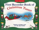 First Recorder Book Of Christmas Tunes Sheet Music