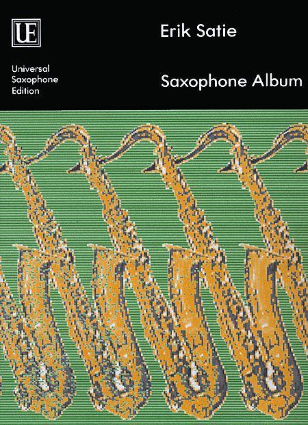Saxophone Album Sheet Music