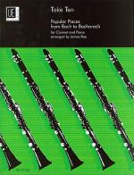 Take Ten, Clarinet and Piano Sheet Music