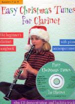 Easy Christmas Tunes For Clarinet Sheet Music