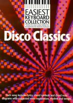Easiest Keyboard Collection: Disco Classics Sheet Music