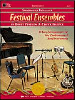 Standard of Excellence: Festival Ensembles-French Horn Sheet Music