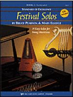 Standard of Excellence: Festival Solos Book 2 French Horn Sheet Music