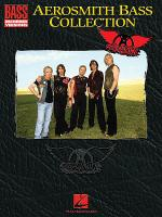 Aerosmith Bass Collection Sheet Music