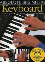 Absolute Beginners: Keyboard Sheet Music