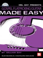 Gospel Flatpicking Guitar Made Easy Book/CD Set Sheet Music