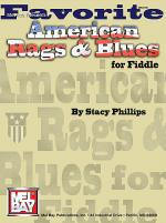 Favorite American Rags & Blues for Fiddle Sheet Music