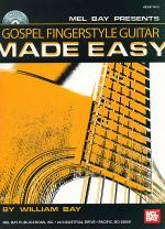Gospel Fingerstyle Guitar Made Easy Book/CD Set Sheet Music