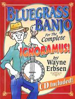 Bluegrass Banjo for the Complete Ignoramus Book/CD Set Sheet Music