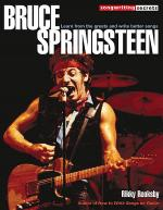 Bruce Springsteen - Songwriting Secrets Sheet Music