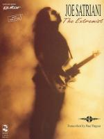 Play It Like It Is Guitar: Joe Satriani - The Extremist Sheet Music