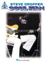 Steve Cropper - Soul Man (Guitar Recorded Versions) Sheet Music