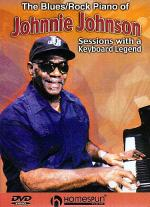 The Blues/Rock Piano of Johnnie Johnson Sheet Music