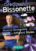 Gregg Bissonette - Musical Drumming in Different Styles Sheet Music
