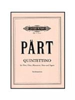Quintettino Sheet Music