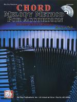 Chord Melody Method for Accordion Book/CD Set Sheet Music