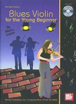 Blues Violin for the Young Beginner Book/CD Set Sheet Music