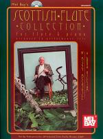 Scottish Flute Collection for Flute and Piano Book/CD Set Sheet Music