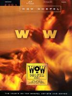 WOW Gospel 2001 Sheet Music