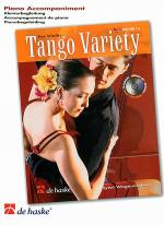 Tango Variety for Violin (Piano Accompaniment) Sheet Music