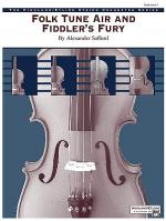 Folk Tune Air and Fiddler's Fury Sheet Music