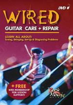 Wired - Guitar Care + Repair Sheet Music